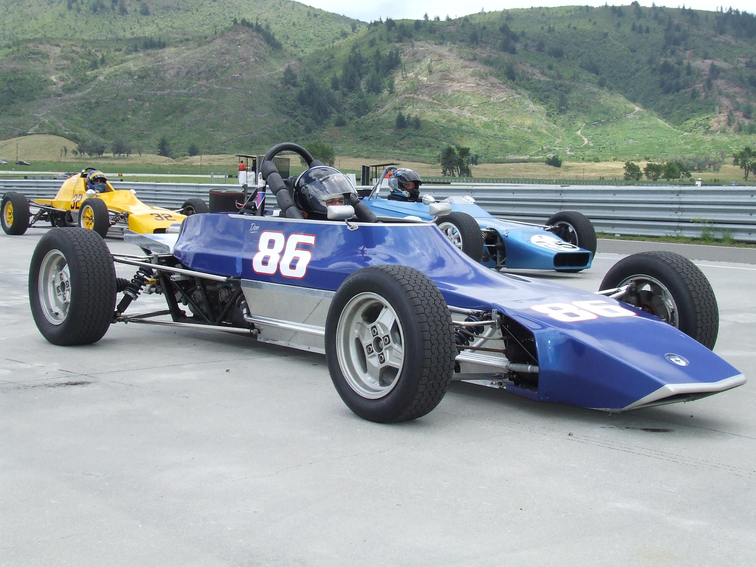 Lola – Historic Formula Ford Racing